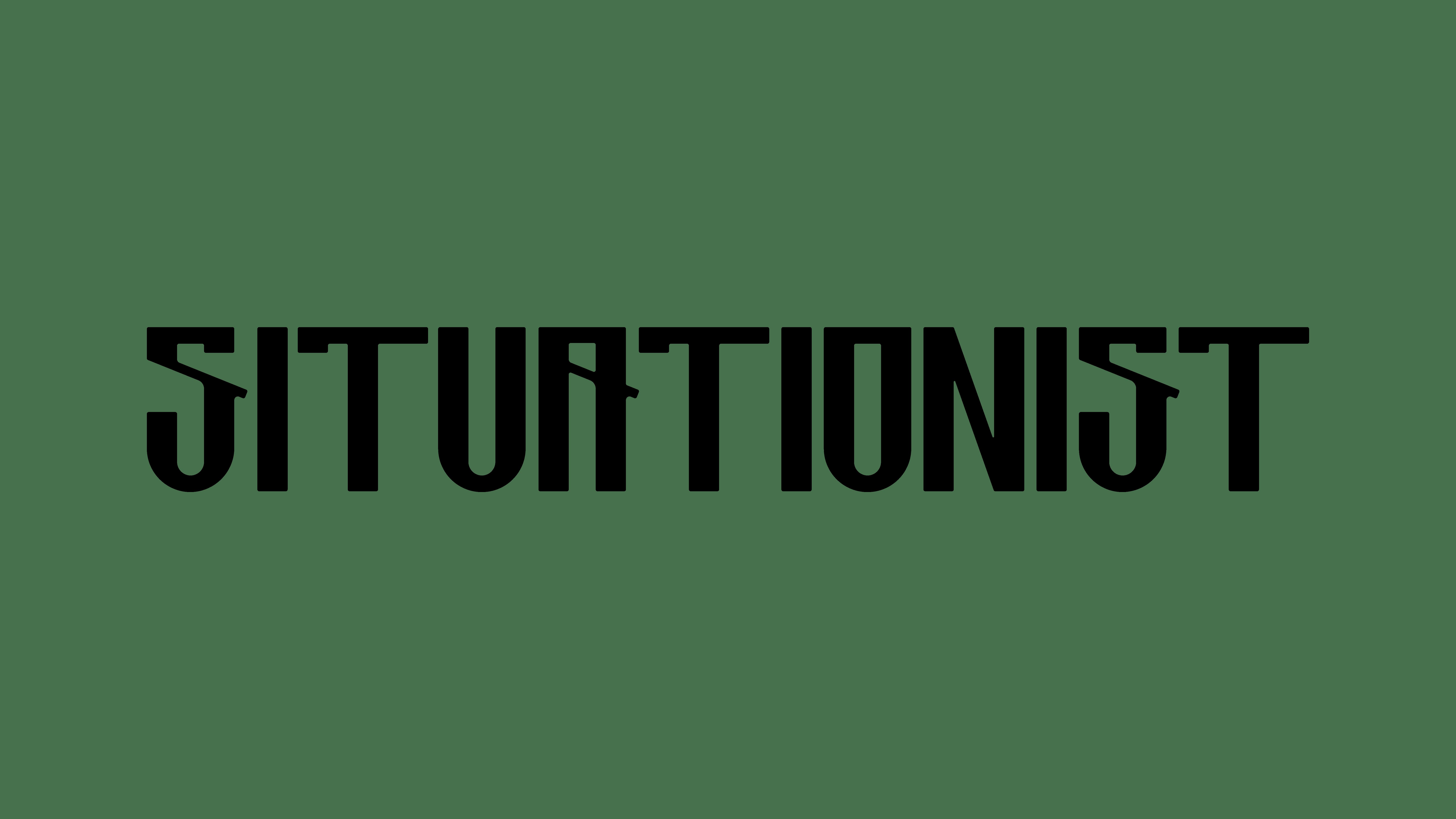 SITUATIONIST