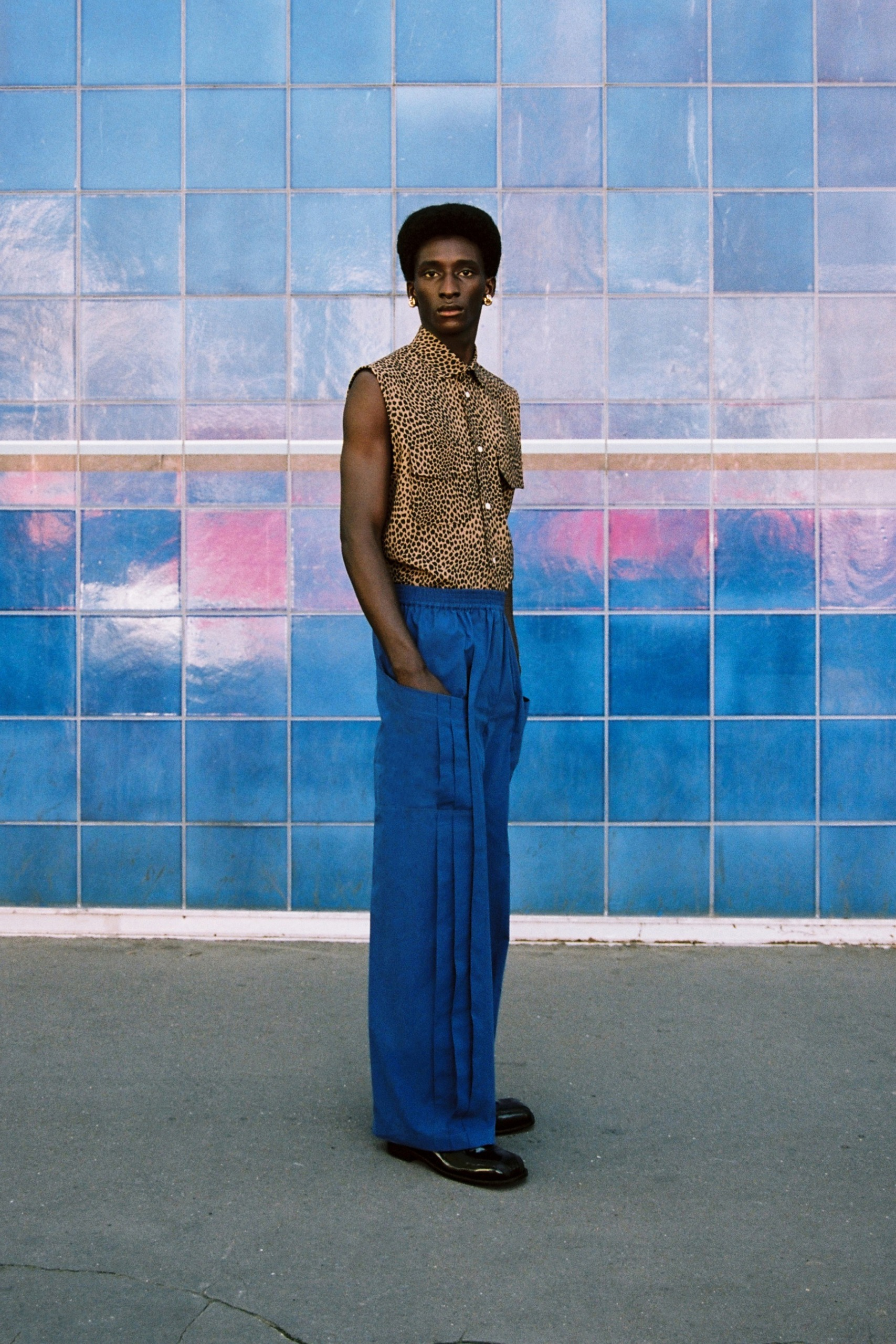 SITUATIONIST SS22 LOOK 02