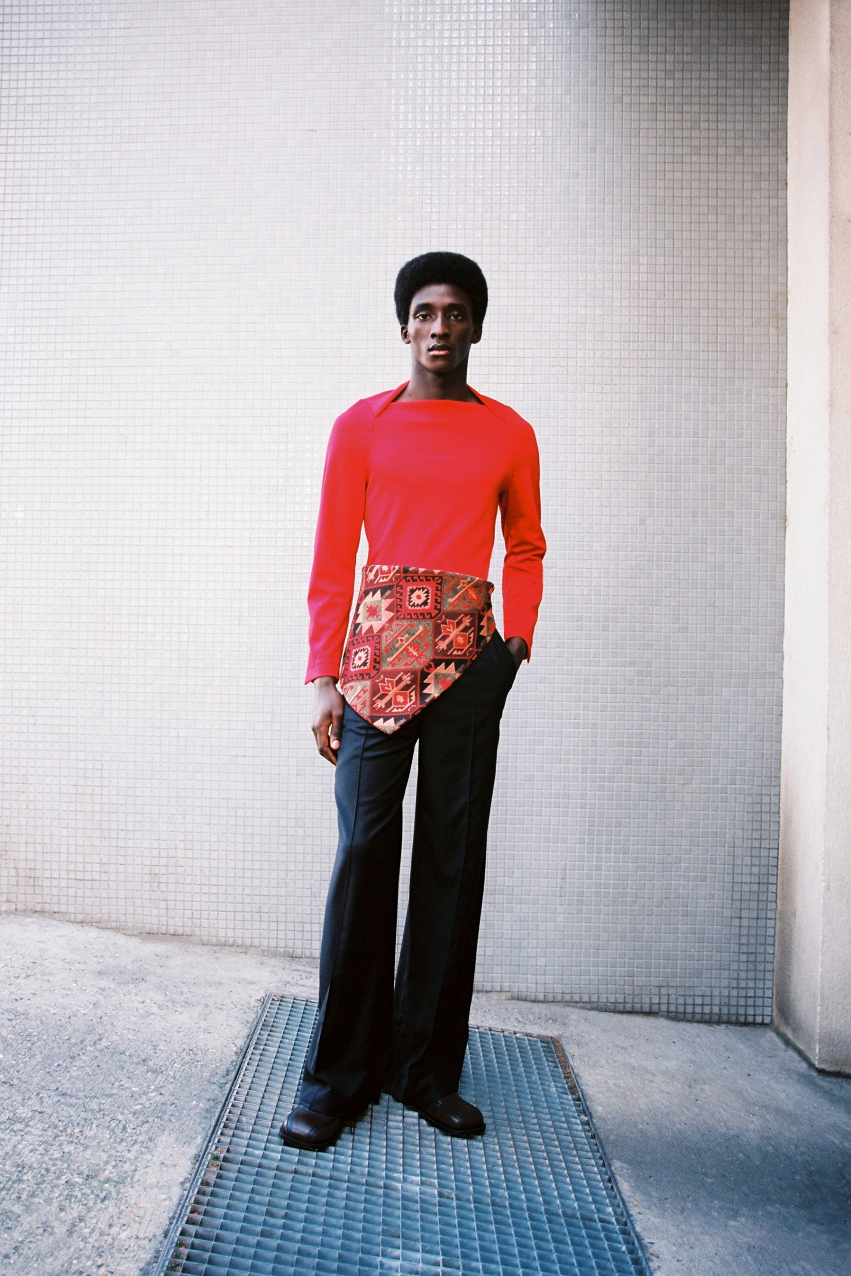 SITUATIONIST SS22 LOOK 04
