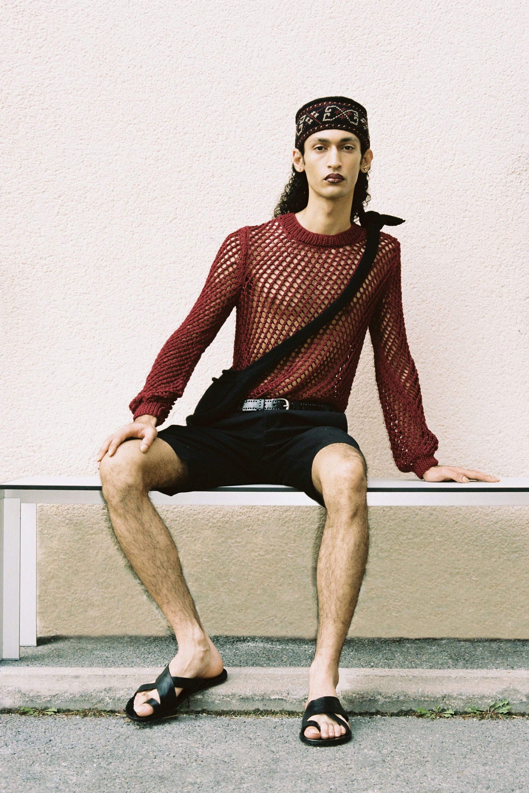 SITUATIONIST SS22 LOOK 06